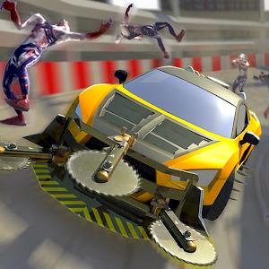 Zombie Smash Road Kill