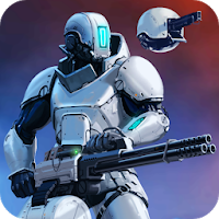 CyberSphere Sci-fi Shooter