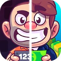 Idle Prison Tycoon: Gold Miner