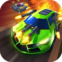 Road Rampage: Racing & Shooting to Revenge 2019